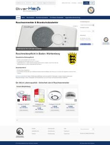 rauchmeldertechnik Online-Shop
