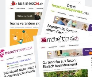 Themen-Portale belmedia