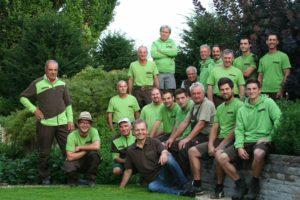 Mitarbeitersuche Lauterwasser Gärten GmbH