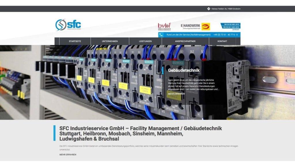 Startseite_-_SFC_Industrieservice