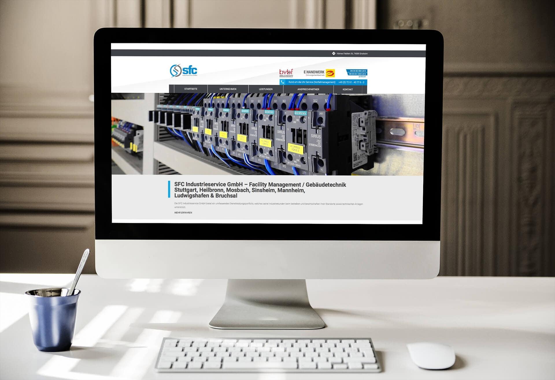 SFC Industrieservice GmbH