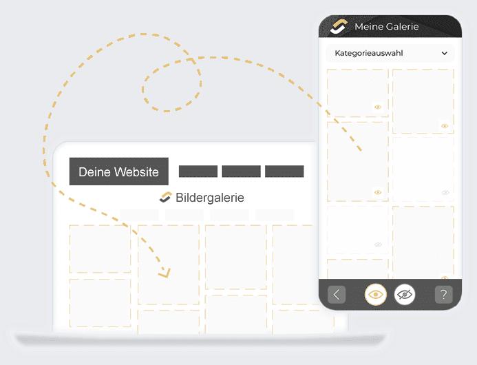 Bildgalerie-Verwaltung per App 4