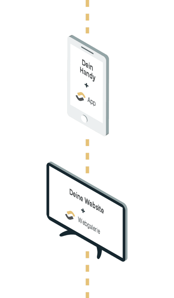 Bildgalerie-Verwaltung per App 2