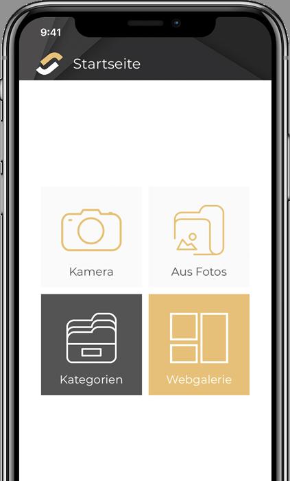 Bildgalerie-Verwaltung per App 5